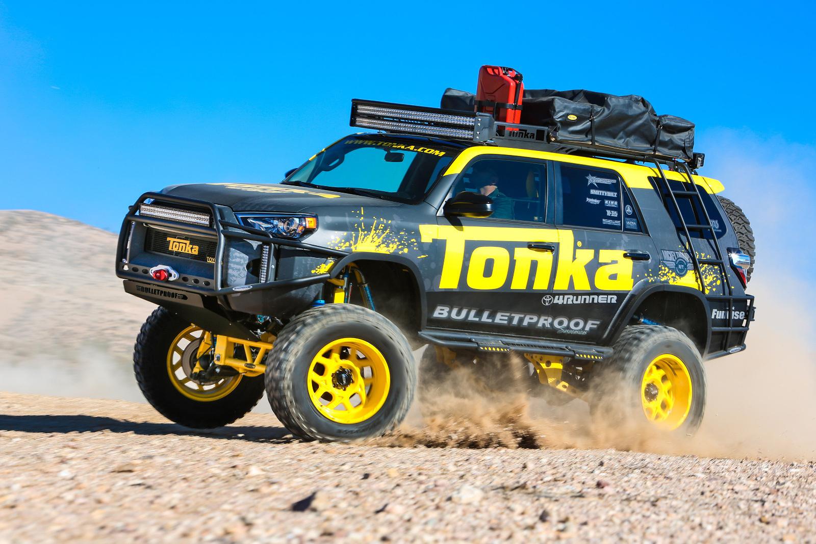 Foto de Toyota Tonka 4Runner concept (8/11)