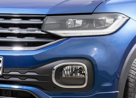 Volkswagen T Cross 5