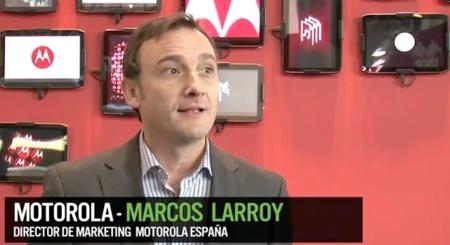 """""""El ecosistema de accesorios es una parte muy importante"""", entrevista a Marcos Larroy de Motorola"""