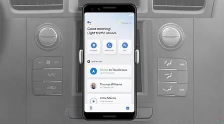 Google mejora el inicio del Modo Conducción de Google Assistant: se hará de forma automática al conectar el Bluetooth