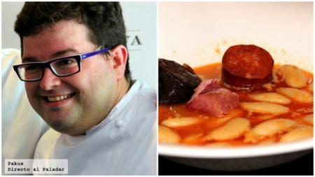Marcos Morán, Premio Chef de l'Avenir de la Academia Internacional de Gastronomía
