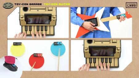 Taller Toy Con Guitarra 01
