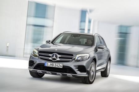 Nuevo Mercedes-Benz GLC, o cómo Mercedes quiere que entierres al GLK... y al BMW X3