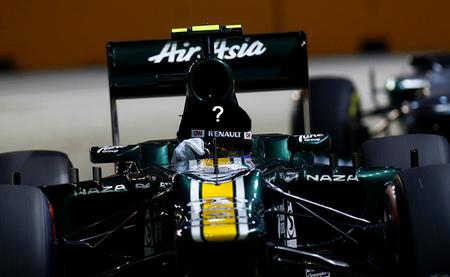 Caterham, cerca de decidir su segundo piloto para 2013