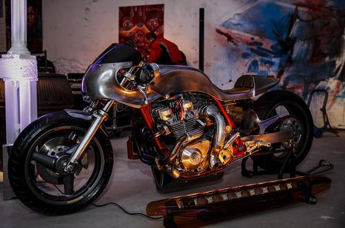Esta es la Bestia de Valtorón, un dragster sobrealimentado, reciclado y made in Spain