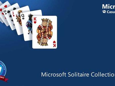 Microsoft lanza el legendario Solitario para iOS y Android