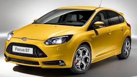 Ford Focus ST en Fráncfort, versión Wagon incluida