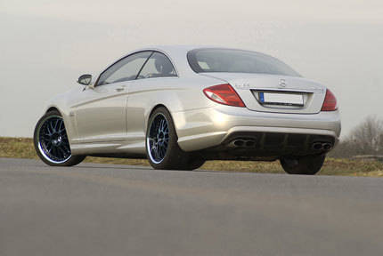 Mercedes-Benz CL65 AMG by Vath