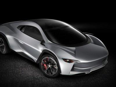 CAMAL Ramusa, un prototipo de superdeportivo off-road con corazón Bugatti