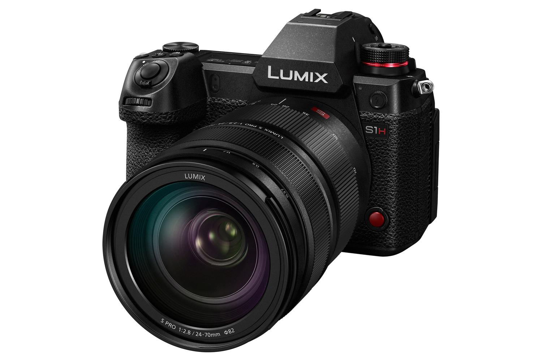 Panasonic Lumix DC-S1H (Cuerpo solo)