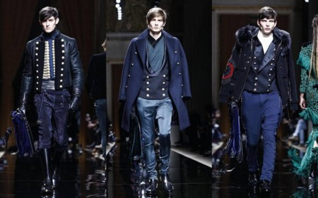 Balmain Otono Invierno Paris Fashion Week 2016 2017 3