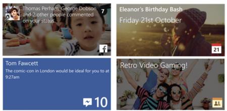 Facebook actualiza sus aplicaciones para Windows y Windows Phone