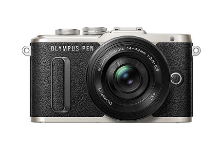 Olympus Pen E Pl8 Black