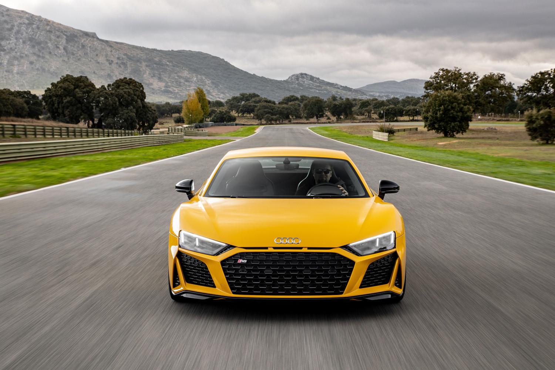 Foto de Audi R8 2019, toma de contacto (10/188)