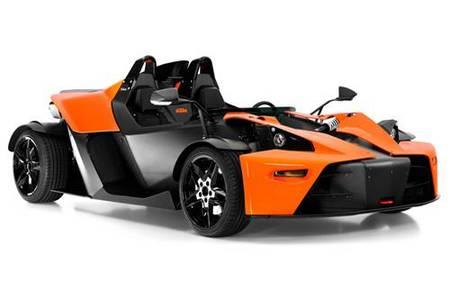 KTM X-Bow, la marca naranja asalta las cuatro ruedas