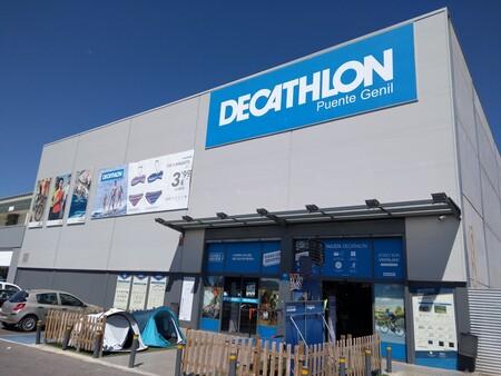 Ofertas en ropa deportiva desde el outlet de Decathlon: chándal Puma por 19,99 euros, mallas Adidas por 19,99 euros o camisetas por 3,99 euros