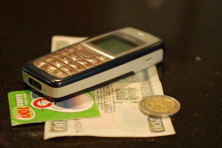 móvil y dinero