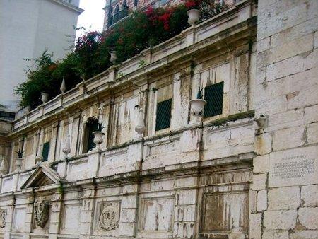 Descubriendo Lisboa: Chafariz d'El-Rei