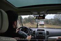 Kia Sorento 4x4, miniprueba en Segovia
