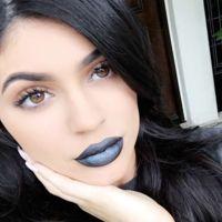 Y al final llegó el color negro en la familia Lip Kit by Kylie Jenner