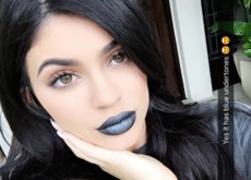 Y al final llegó el color negro en la familia Lip Kit by Kylie Jenner