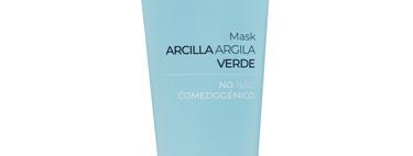 Nuevo éxito a la vista: Mercadona lanza una nueva mascarilla facial de arcilla verde de la que ya venden 3.000 unidades al día