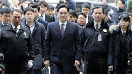 Lee Jae Yong Herdero Samsung