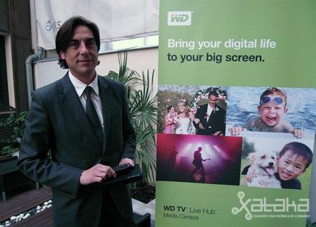 """""""En cinco años, todos los contenidos de vídeo serán en Streaming"""" Entrevista a Juan P. Sanz, de Western Digital"""