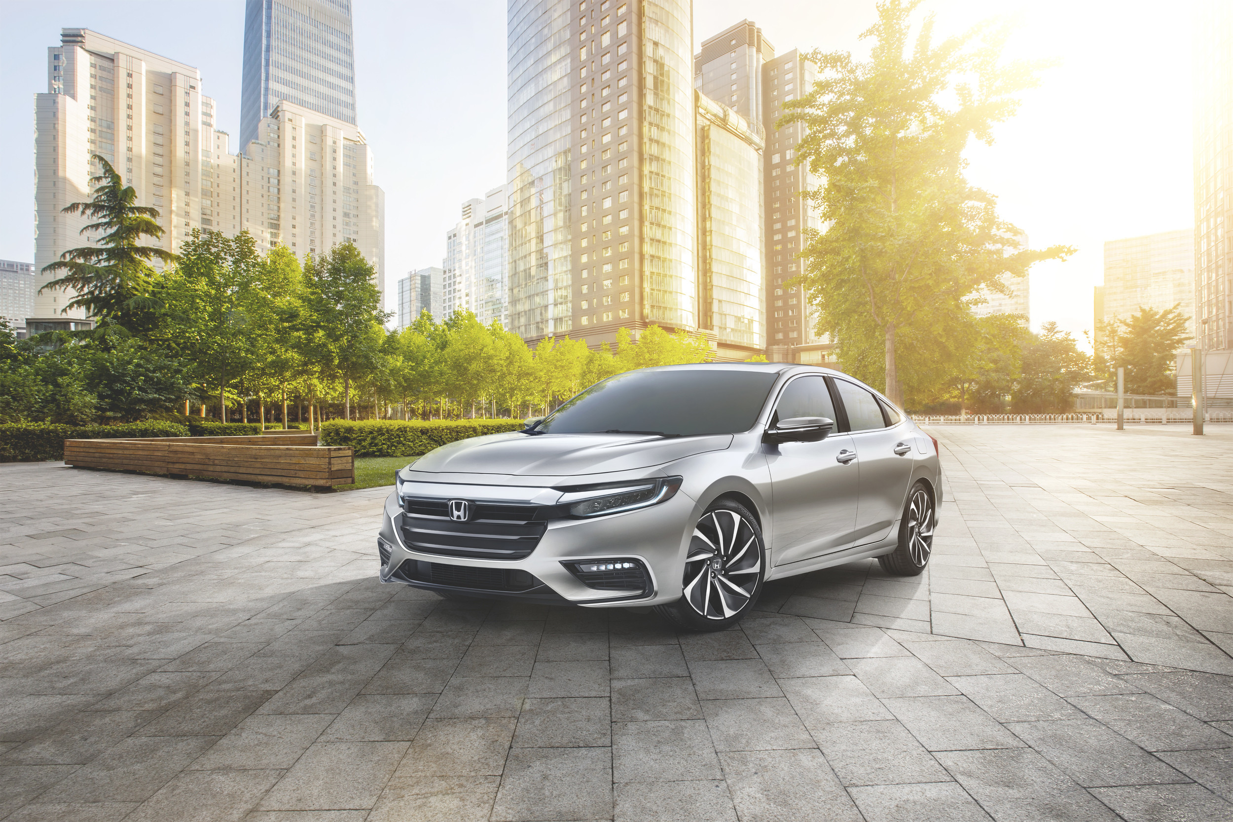 Foto de Honda Insight 2018 (anticipo) (4/12)