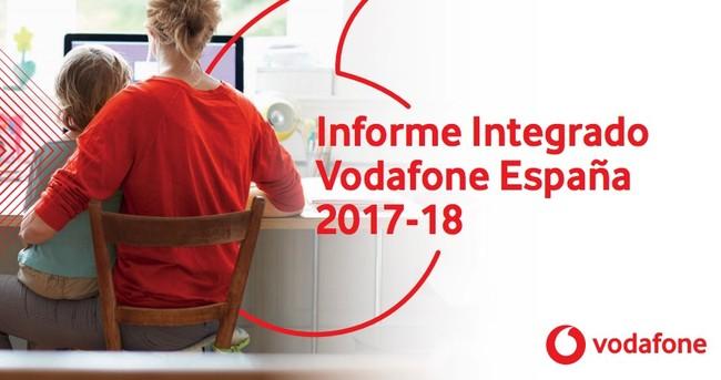Las claves del Informe Integrado de Vodafone España de 2018: 14 millones de clientes y la vista puesta en el 5G