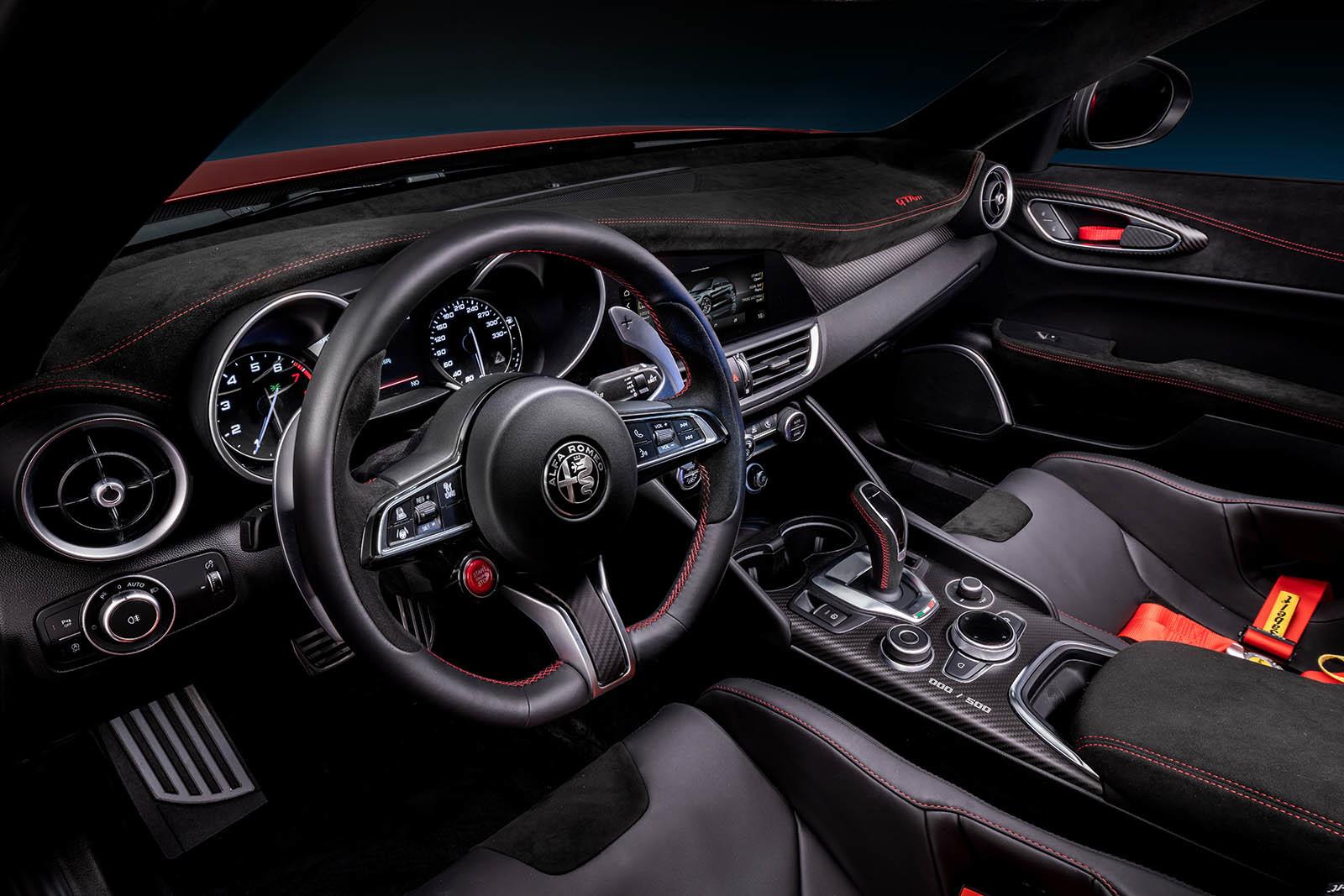 Foto de Alfa Romeo Giulia GTA y GTAm (16/19)