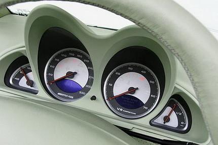 Mercedes SL FAB
