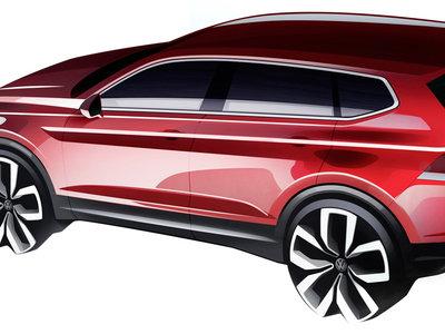 Llega el Volkswagen Tiguan Allspace, la versión de 7 plazas que pedía a gritos este SUV medio