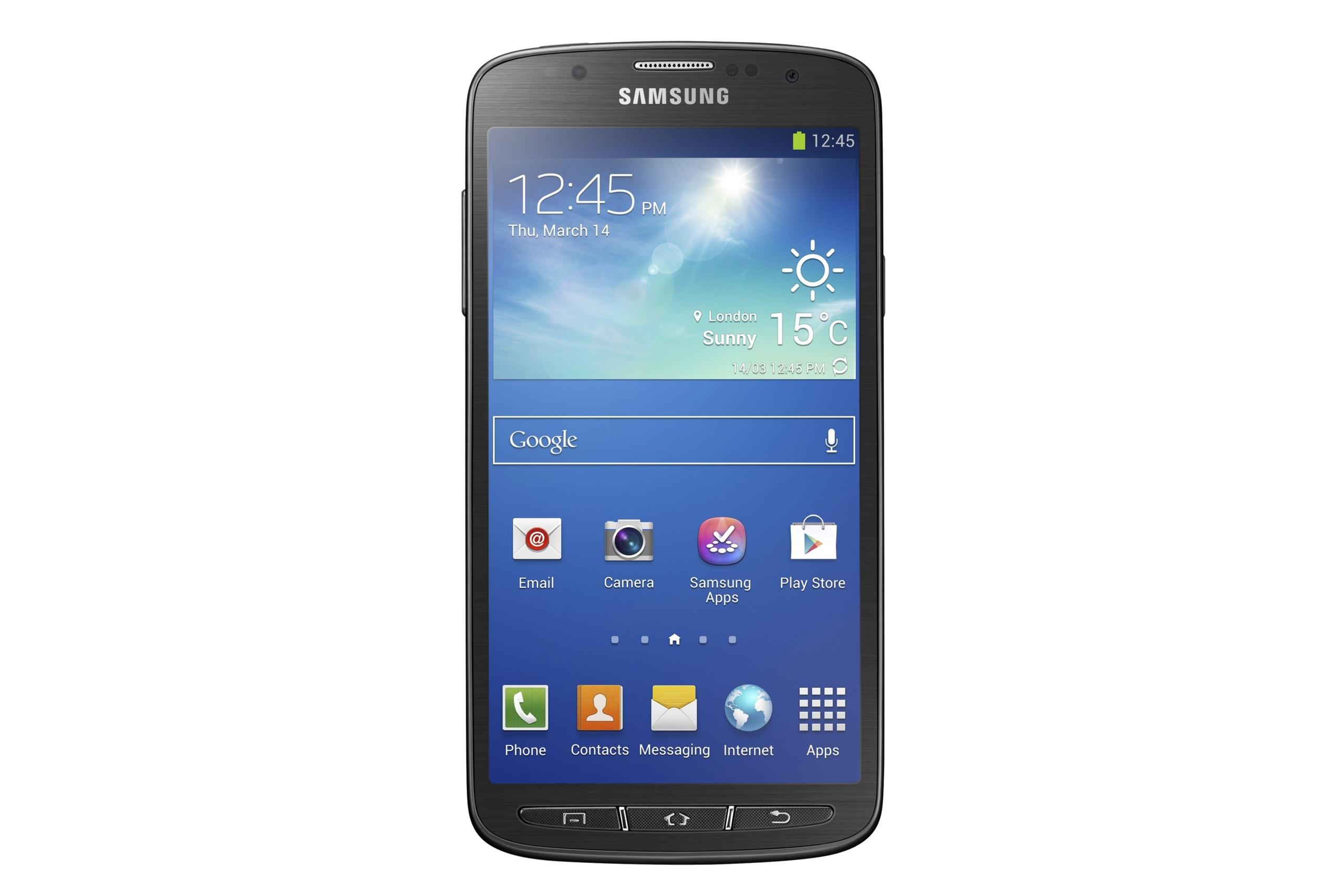 Foto de Samsung Galaxy S4 Active (9/9)