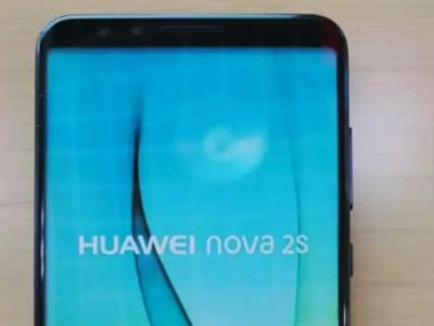 La pantalla 18:9 del Huawei Nova 2S ya puede verse en fotografías filtradas junto a otras características