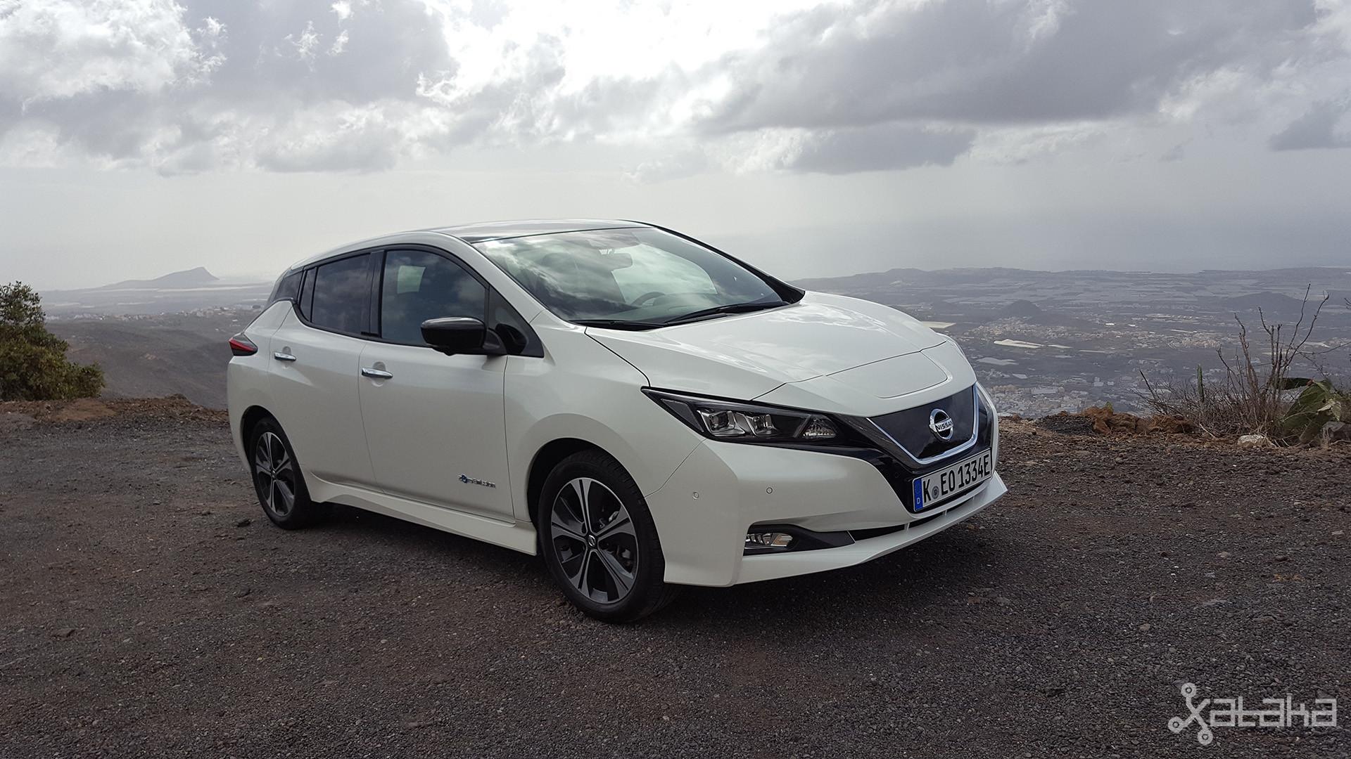 Foto de Nissan LEAF 2018 (Presentación y prueba) (1/22)