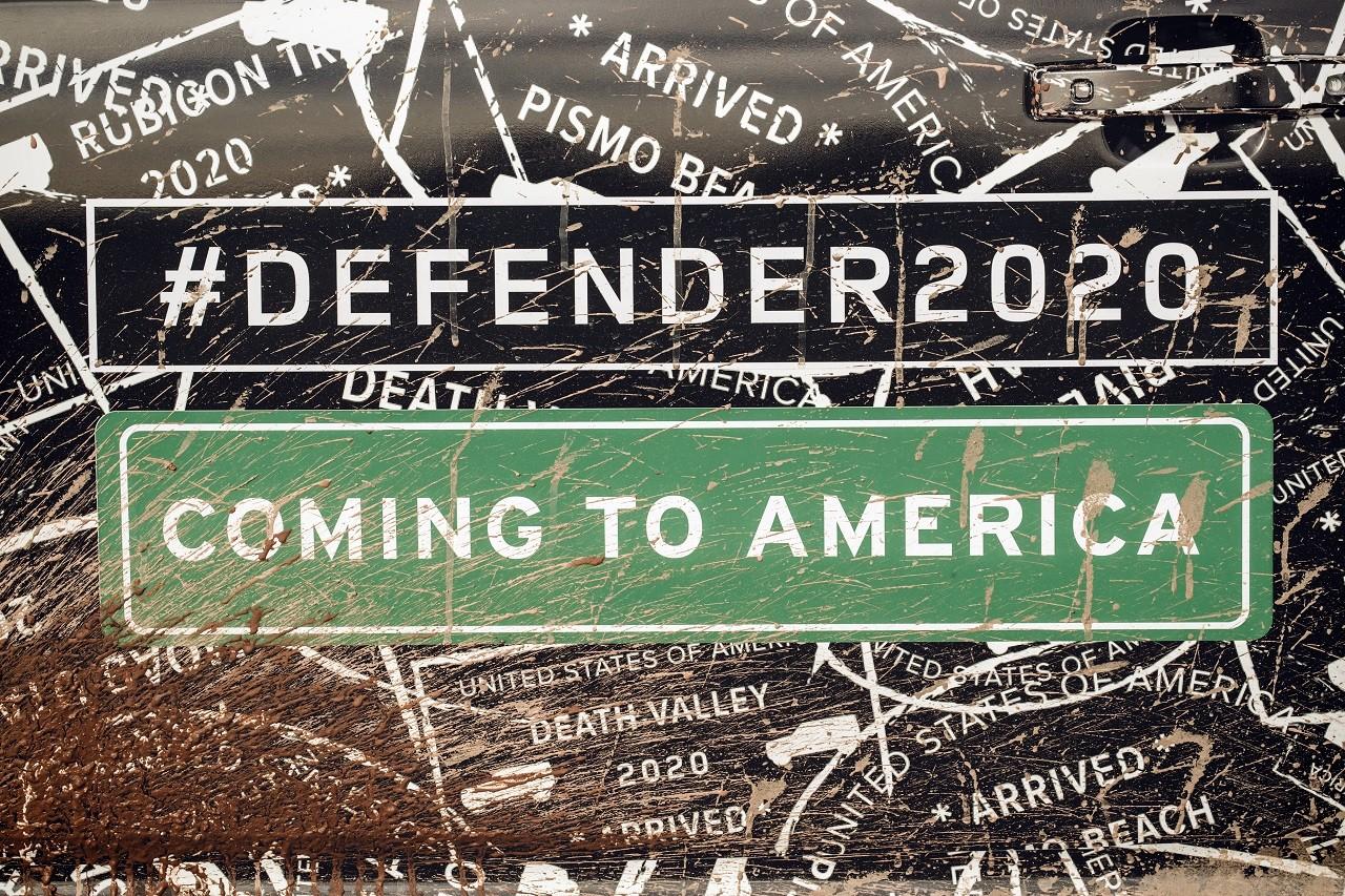 Foto de Land Rover Defender 2020 primeras fotos oficiales (23/24)