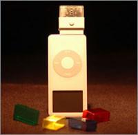 Una linterna en tu iPod: Blinkit
