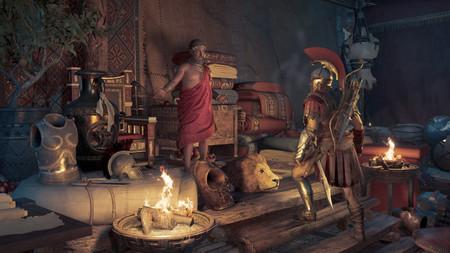 Guía Assassin's Creed Odyssey: vídeo y mapa de todos los cofres legendarios
