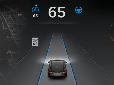 Tesla podría hacer caso a Google, eliminando el factor humano en su Autopilot 2.0