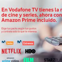 Vodafone One Ilimitada Súper reduce su cuota a 74,99 euros e incluirá más cine, series y Netflix durante un año