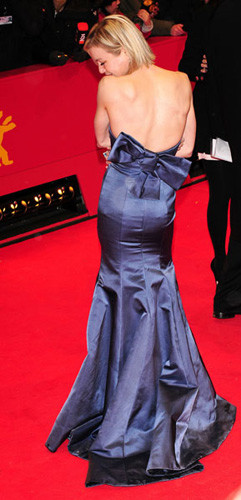 Renée Zellweger espectacular en el Festival de Berlín