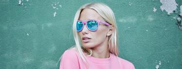 25 gafas de sol en colores pastel, la tendencia del verano perfecta para tus looks estivales