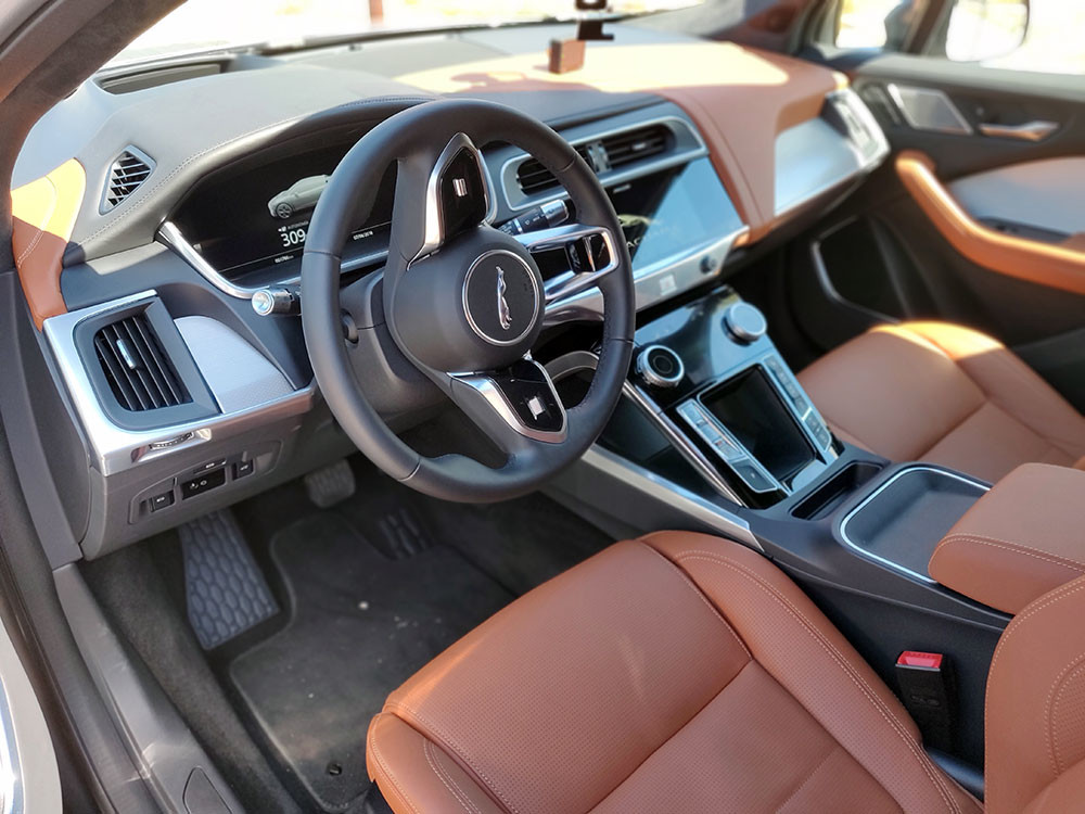 Jaguar Ipace 12
