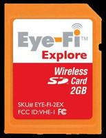 Las Eye-Fi se actualizan