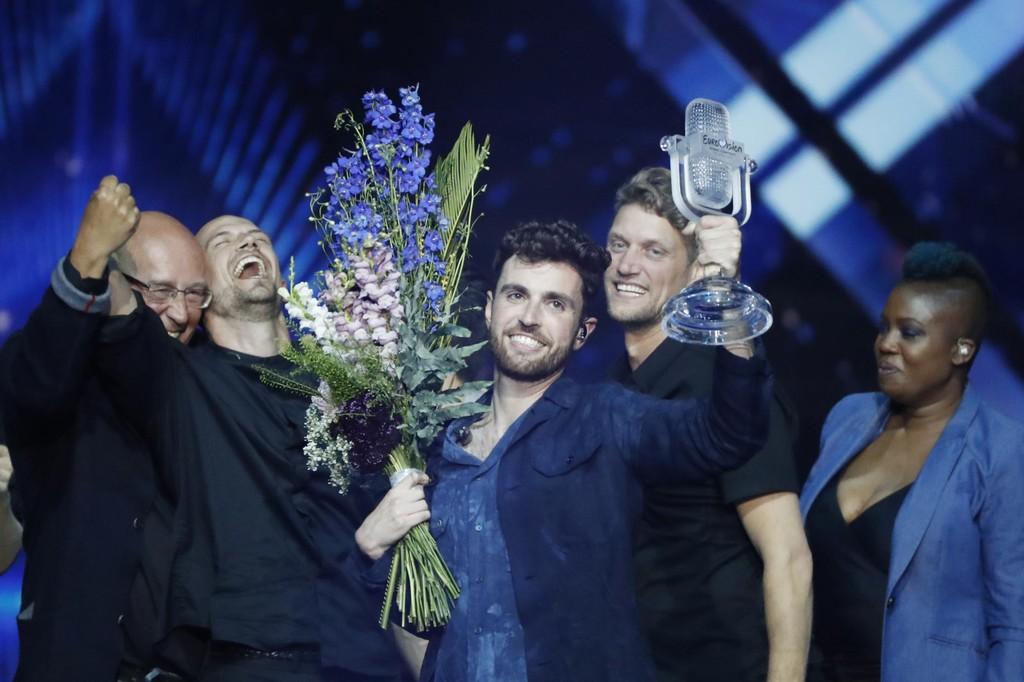 Eurovisión 2019: 'La venda' de Miki cayó hasta el puesto 22 en una velada tan delirante como de costumbre