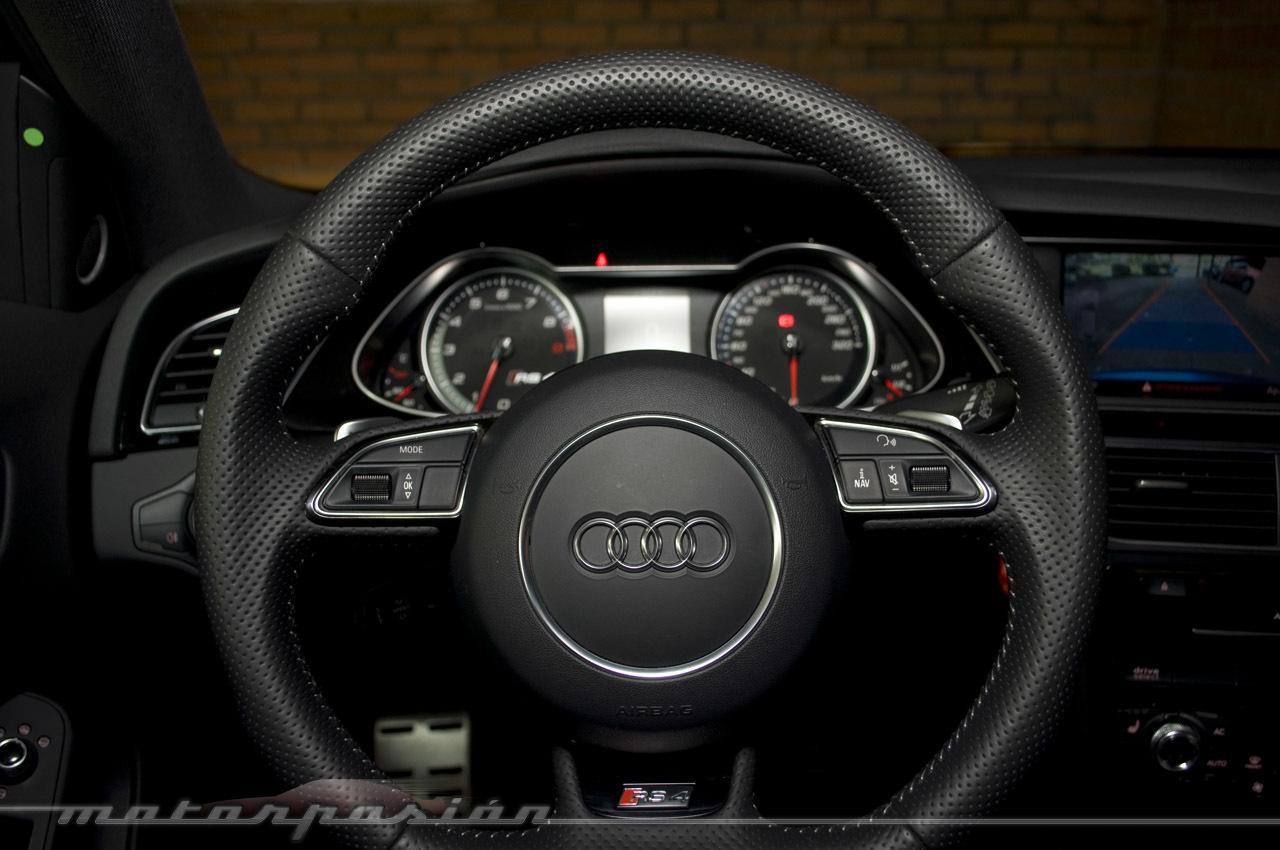 Foto de Audi RS4 Avant (prueba) (35/56)