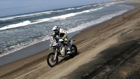 Txomin Arana Etapa 5 Dakar 2018