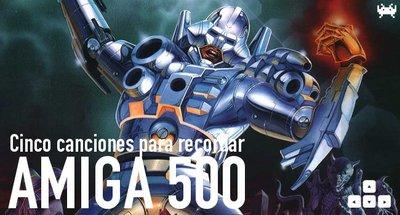 Cinco canciones para recordar lo grande que fue el Amiga 500