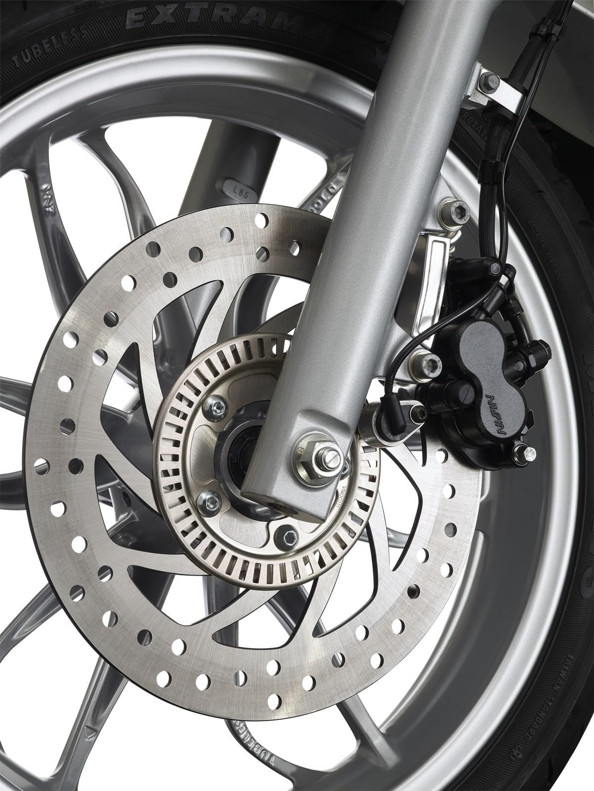 Foto de Piaggio Medley 125 ABS, estudio y detalles (26/39)